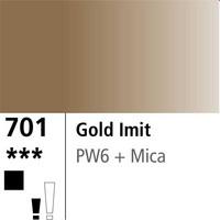DR Aquafine Gouache 701 15ml Gold (Imit)