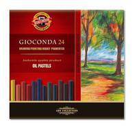 Kohinoor Gioconda artist 24 öljypastelliliitua