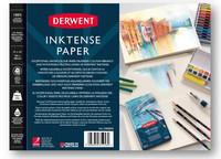 Derwent Inktense paper 23x31cm300g 20 sivua