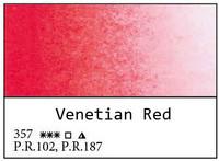 White Nights akvarellinappi 357 Venetian Red