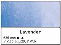 White Nights akvarellinappi 625 Lavender