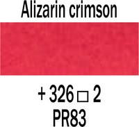 Rembrandt akv. 326 Alizarin Crimson