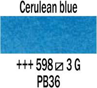 Rembrandt akv. Cerulean Blue Greenish