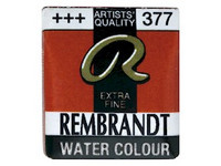 Rembrandt akv. Hooker Green Light