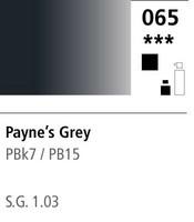 FW Acrylic ink 29,5ml 065 Paynes grey