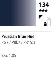 FW Acrylic ink 29,5ml 134 Prussian blue (hue)