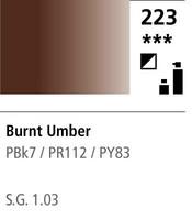 FW Acrylic ink 29,5ml 223 Burnt umber