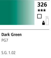 FW Acrylic ink 29,5ml 326 Dark green