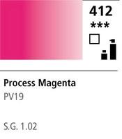 FW Acrylic ink 29,5ml 412 Process magenta
