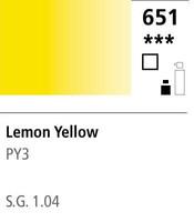 FW Acrylic ink 29,5ml 651 Lemon yellow