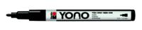 Marabu YONO Marker black 073 0.5-1.5 mm