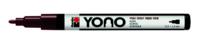 Marabu YONO Marker brown 285 0.5-1.5 mm