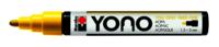 Marabu YONO Marker yellow 019 1.5-3 mm