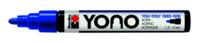 Marabu YONO Marker dark blue 053 1.5-3 mm