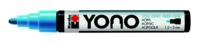 Marabu YONO Marker aquamarine 255 1.5-3 mm