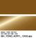 Marabu YONO Marker gold 084 1.5-3 mm