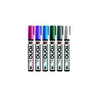 Marabu YONO Marker set Pastel 6 x1.5-3 mm