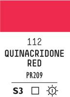 Liq Heavybody 59ml quinacridone red 112