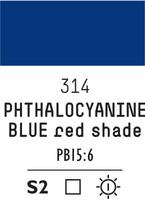 Liq Heavybody 59ml phthalo blue red shade 314