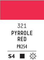 Liq Heavybody 59ml pyrrole red 321