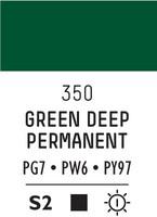 Liq Heavybody 59ml green deep permanent 350