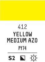 Liq Heavybody 59ml yellow medium azo 412