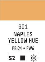 Liq Heavybody 59ml naples yellow hue 601