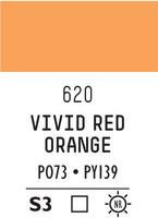 Liq Heavybody 59ml vivid red orange 620