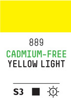Liq Heavybody 59ml cadmium free yel light 889