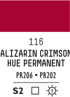 Liq Softbody 59ml alizarin crimson hue perm 116