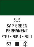 Liq Softbody 59ml sap green perm 315