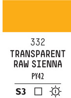 Liq Softbody 59ml transparent raw sienna 332
