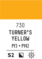 Liq Softbody 59ml turners yellow 730
