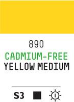 Liq Softbody 59ml cadmium-free yellow med 890