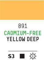 Liq Softbody 59ml cadmium-free yellow deep 891
