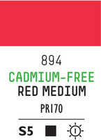 Liq Softbody 59ml cadmium-free red medium 894