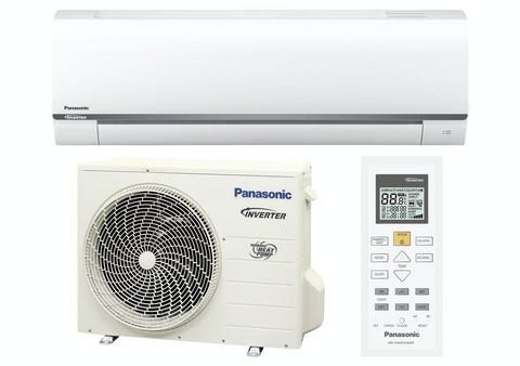 Panasonic CZ25TKE ilmalämpöpumppu asennettuna