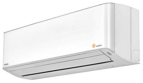 Toshiba Premium 25 ilmalämpöpumppu asennettuna