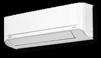 Toshiba Optimum 35 ilmalämpöpumppu asennettuna