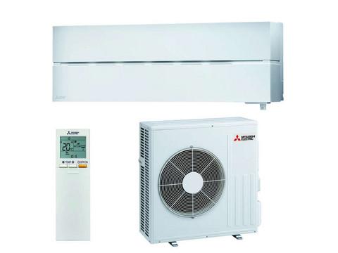 Ilmalämpöpumppu tarjous Mitsubishi Electric LN50VG2W vakioasennuksella