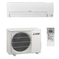 Asennus + Mitsubishi Electric HR25VF ilmalämpöpumppu tarjous