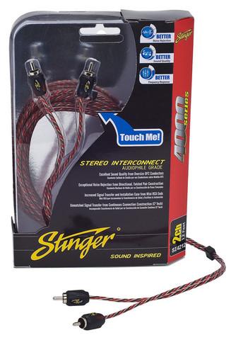 Stinger SI 4217 RCA-johto 5,1m