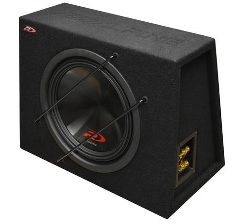 Alpine SWR-12D4 box
