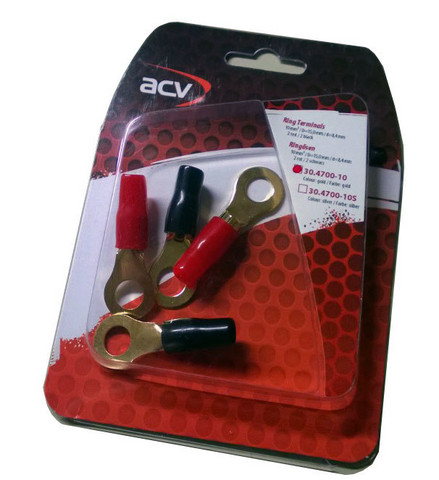 ACV rengasliitin 50mm2 (pari)
