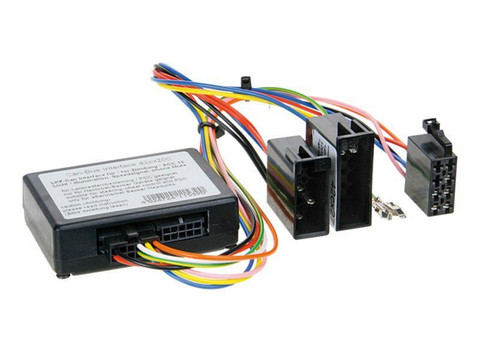 MB C/CLK/E/SL ->2002 Rattisäätöadapteri (Alpine)