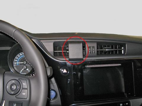 ProClip Toyota Corolla 16