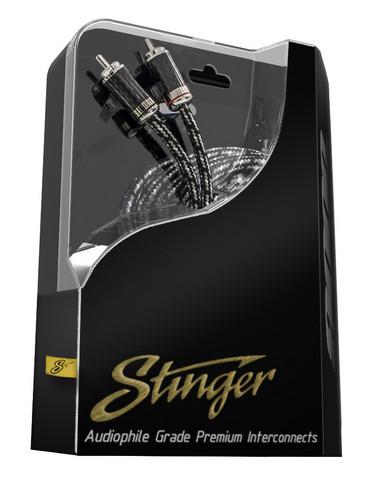 Stinger RCA-kaapeli SI 9217