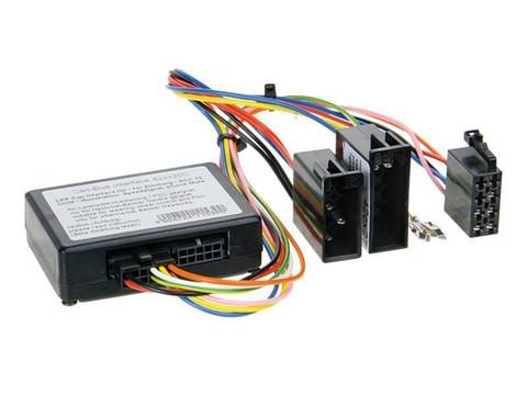 Mercedes 10 pin ISO-liitin rattisäädinadapteri (W203)