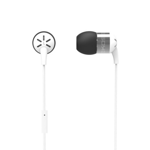 KOSS KEB25i In-Ear Mic White