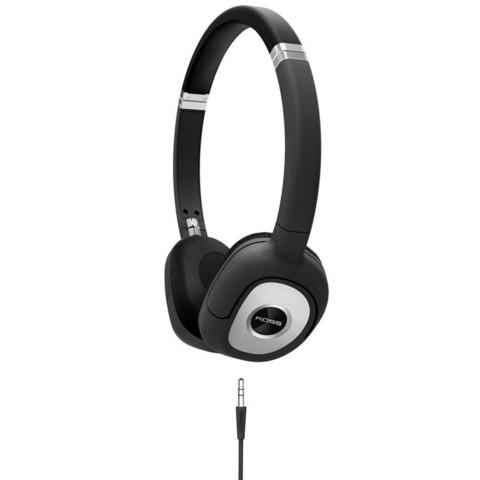 KOSS SP330 On-Ear Black